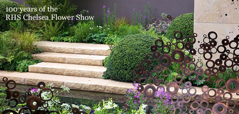 100 years of the RHS Chelsea Flower Show