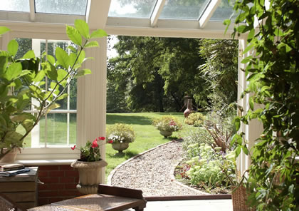 Garden Room in Berks