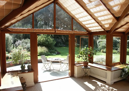Conservatory in Berkshire