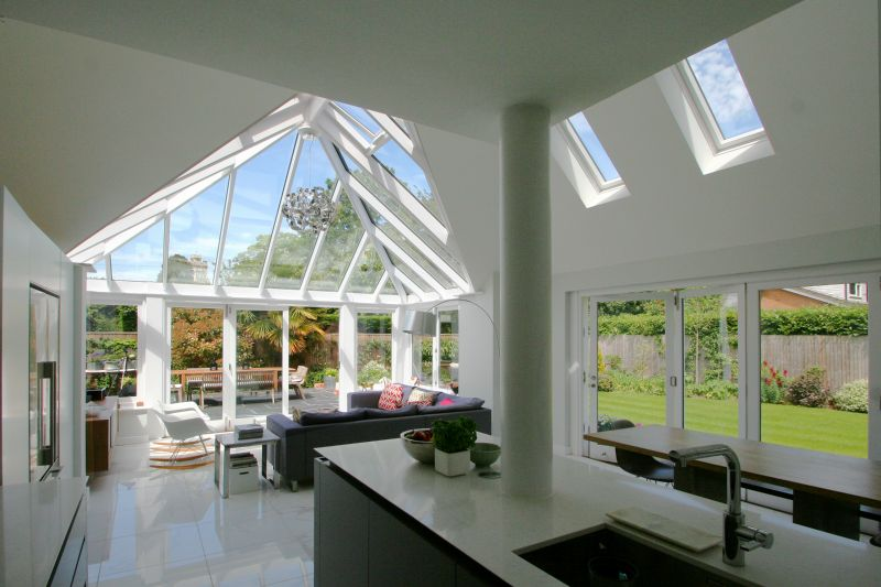 kitchen extension near maidenhead in berkshire - Kitchen Conservatory