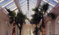 Orangery on listed house in Hampstead, London