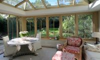 Orangery in South West London