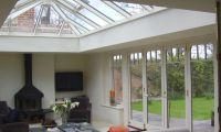 Orangery in Suffolk