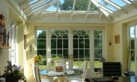 Orangery in Totteridge, North London